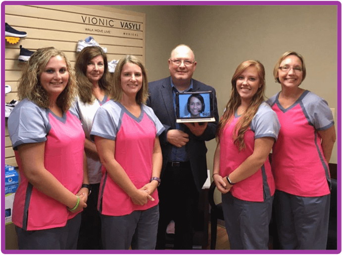 Dr. Barry - Healthcare Virtual Assistant