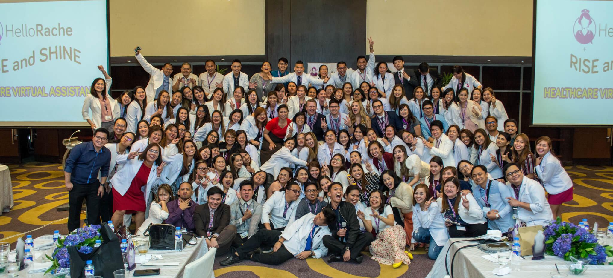 2019 HelloRache Annual Conference in Manila